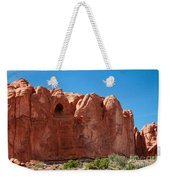 Cave Formation Arches National Park Weekender Tote Bag
