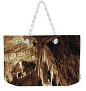 Cave Interior Weekender Tote Bag