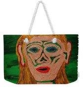 Cave Lady Weekender Tote Bag