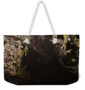 Cave Weekender Tote Bag
