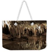 Cavern Reflections Weekender Tote Bag