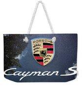 Cayman S Weekender Tote Bag