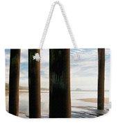 Cayucos Pier Weekender Tote Bag