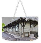 Cayuga Town Hall Weekender Tote Bag