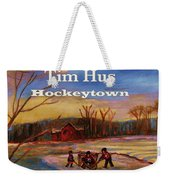 Cd Cover Commission Art Weekender Tote Bag
