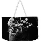 Cdb Winterland 12-13-75 #10 Crop 2 Weekender Tote Bag
