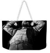 Cdb Winterland 12-13-75 #48 Weekender Tote Bag