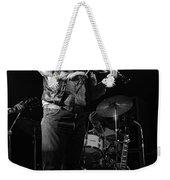 Cdb Winterland 12-13-75 #7 Weekender Tote Bag
