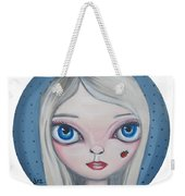 Cecilia And The Ladybug Weekender Tote Bag