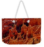 Cedar Breaks 3 Weekender Tote Bag