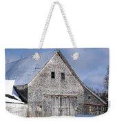 Cedar Shake Barn Weekender Tote Bag
