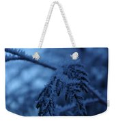 Cedars Of Ice II Weekender Tote Bag
