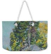Cedars Weekender Tote Bag