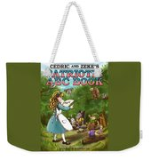 Cedric And Zeke's Abc Lesson Weekender Tote Bag