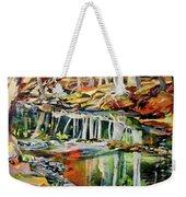 Ceeekbed, Fall Colors 4 Weekender Tote Bag