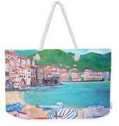 Cefalu In Sicily Weekender Tote Bag