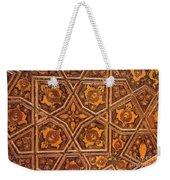 Ceiling Design Weekender Tote Bag
