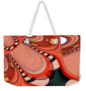 Ceiling Feeling Weekender Tote Bag