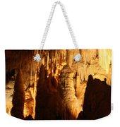 Ceiling Formations - Cave Weekender Tote Bag