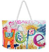 Celebrate Hope #2 Weekender Tote Bag