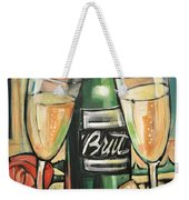 Celebrate With Bubbly Weekender Tote Bag