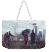 Celebration In Rain A036 Weekender Tote Bag