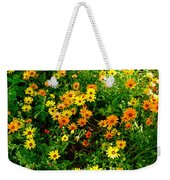Celebration Of Yellows And Oranges Study 4 Weekender Tote Bag