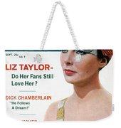 Celebrity Magazine, 1962 Weekender Tote Bag by Granger