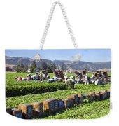 Celery Harvest Weekender Tote Bag