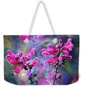 Celestial Blooms-2 Weekender Tote Bag