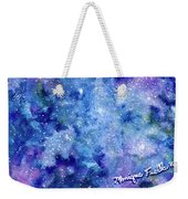 Celestial Dreams Weekender Tote Bag by Monique Faella