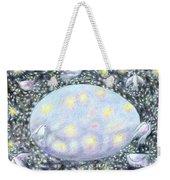 Celestial Egg Weekender Tote Bag