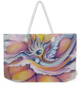 Celestial Eye Weekender Tote Bag