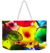 Celestial Glass 2 Weekender Tote Bag