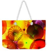 Celestial Glass 4 Weekender Tote Bag