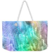 Celestial Light  Weekender Tote Bag