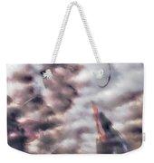 Celestial Visions Weekender Tote Bag