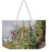 Celia Thaxters Garden Weekender Tote Bag