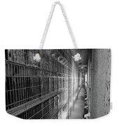 Cell Block Weekender Tote Bag