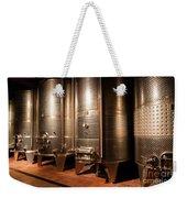 Modern Wine Cellar  Weekender Tote Bag
