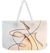 Cello Weekender Tote Bag