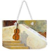 Cello No 3 Weekender Tote Bag