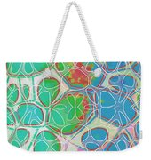 Cells 11 - Abstract Painting  Weekender Tote Bag