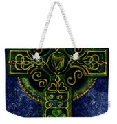 Celtic Cross - Harp Weekender Tote Bag