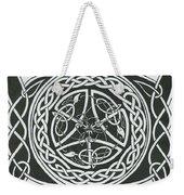 Celtic Design Weekender Tote Bag