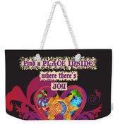 Celtic Eclipse Of The Heart Weekender Tote Bag