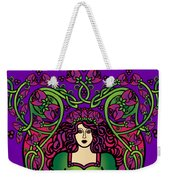 Celtic Forest Fairy - Beauty Weekender Tote Bag