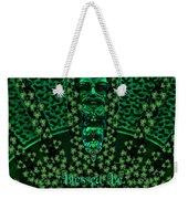 Celtic Green Man Weekender Tote Bag