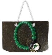 Celtic Healing Weekender Tote Bag