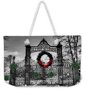 Celtic Yuletide Blessings Weekender Tote Bag